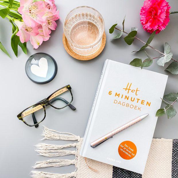 Het 6 minuten dagboek: mijn ervaring