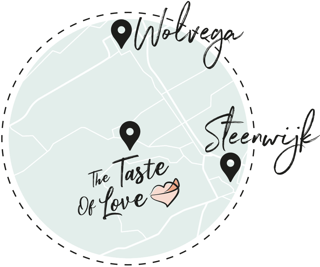 Plattegrond - The Taste Of Love
